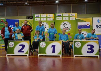 Ogólnopolskie Zawody Niepełnosprawnych w Bocci w Zielonej Górze 10 - Polska Boccia