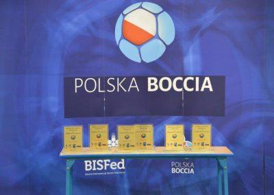 Polska Liga Bocci – III Turniej Eliminacyjny do Mistrzostw Polski w Skokach – 28-29 października 2016. Rezultaty Turnieju w grupie paraolimpijskiej 31 - Polska Boccia