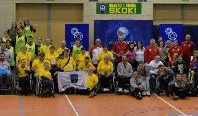 Polska Liga Bocci – III Turniej Eliminacyjny do Mistrzostw Polski w Skokach – 28-29 października 2016. Rezultaty Turnieju w grupie paraolimpijskiej 1 - Polska Boccia
