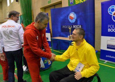 Polska Liga Bocci – III Turniej Eliminacyjny do Mistrzostw Polski w Skokach – 28-29 października 2016. Rezultaty Turnieju w grupie paraolimpijskiej 46 - Polska Boccia