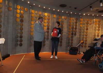 II Turniej Bocci w Muzeum Sportu i Turystyki 14 - Polska Boccia