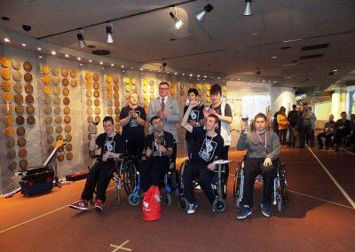 II Turniej Bocci w Muzeum Sportu i Turystyki 15 - Polska Boccia