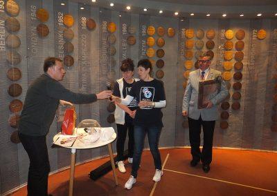 II Turniej Bocci w Muzeum Sportu i Turystyki 17 - Polska Boccia