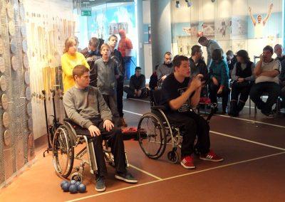 II Turniej Bocci w Muzeum Sportu i Turystyki 4 - Polska Boccia