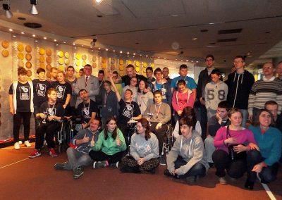 II Turniej Bocci w Muzeum Sportu i Turystyki 1 - Polska Boccia