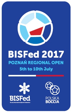 BISFed 2017 Regional Open, 5-10 lipca 2017 1 - Polska Boccia