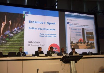 Erasmus+Sport Infoday in Brussels 2 - Polska Boccia