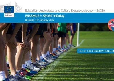 Erasmus+Sport Infoday in Brussels 14 - Polska Boccia
