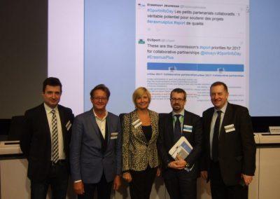 Erasmus+Sport Infoday in Brussels 7 - Polska Boccia