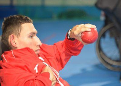 Mistrzostwa Polski w Bocci w Zamościu - o złoto walczyć będą : 11 - Polska Boccia