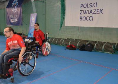 Mistrzostwa Polski w Bocci w Zamościu - o złoto walczyć będą : 1 - Polska Boccia