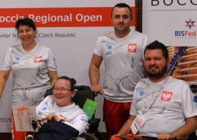 World Boccia Open w Portugalii 1 - Polska Boccia