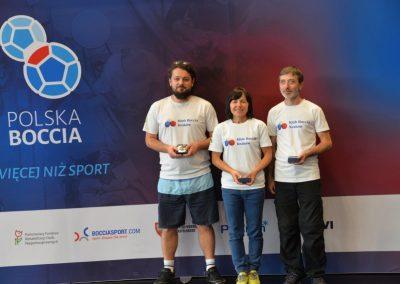 Mistrzostwa Polski w Bocci 2019 - wyniki 13 - Polska Boccia