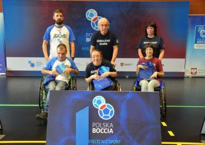 Mistrzostwa Polski w Bocci 2019 - wyniki 14 - Polska Boccia