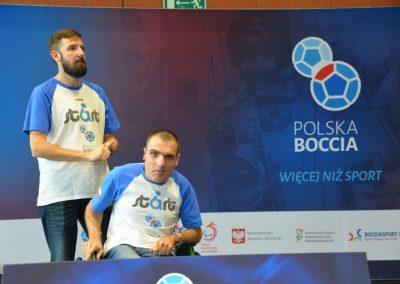Mistrzostwa Polski w Bocci 2019 - wyniki 19 - Polska Boccia