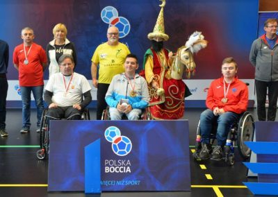 Mistrzostwa Polski w Bocci 2019 - wyniki 26 - Polska Boccia