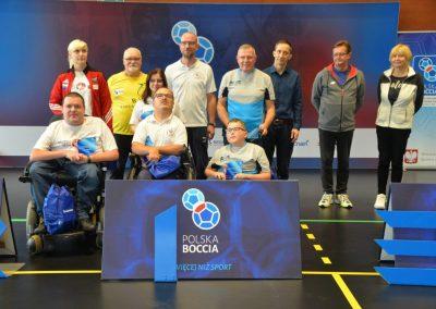 Mistrzostwa Polski w Bocci 2019 - wyniki 31 - Polska Boccia