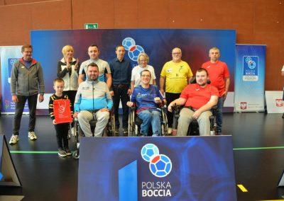Mistrzostwa Polski w Bocci 2019 - wyniki 32 - Polska Boccia