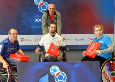 Mistrzostwa Polski w Bocci 2019 - wyniki 34 - Polska Boccia