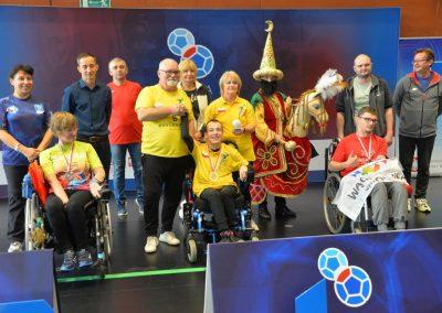 Mistrzostwa Polski w Bocci 2019 - wyniki 1 - Polska Boccia