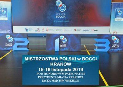 Mistrzostwa Polski w Bocci 2019 - wyniki 7 - Polska Boccia