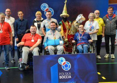 Mistrzostwa Polski w Bocci 2019 - wyniki 10 - Polska Boccia