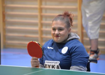 Tenis stołowy i Wągrowiec wyzwalają energię 16 - Polska Boccia