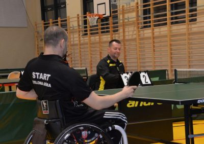Tenis stołowy i Wągrowiec wyzwalają energię 21 - Polska Boccia