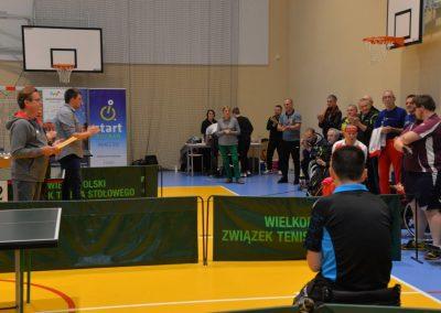 Tenis stołowy i Wągrowiec wyzwalają energię 32 - Polska Boccia
