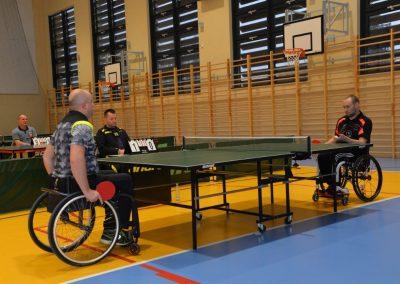 Tenis stołowy i Wągrowiec wyzwalają energię 38 - Polska Boccia