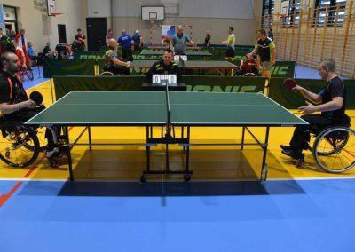 Tenis stołowy i Wągrowiec wyzwalają energię 1 - Polska Boccia