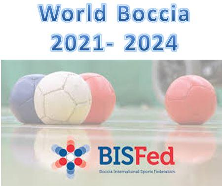 Aktualizacja zawodów BISFed w 2021 roku 1 - Polska Boccia