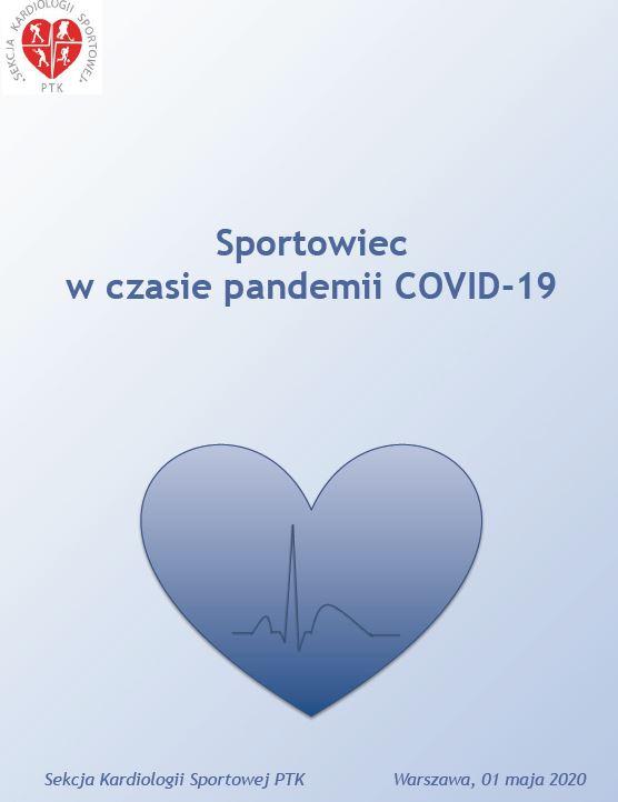 Sportowiec w czasie epidemii COVID-19, opracowanie - dr Andrzej Folga 1 - Polska Boccia