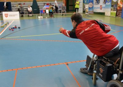 Kolejny dzień turnieju Bocci w Konopiskach 14 - Polska Boccia