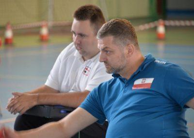 Kolejny dzień turnieju Bocci w Konopiskach 5 - Polska Boccia