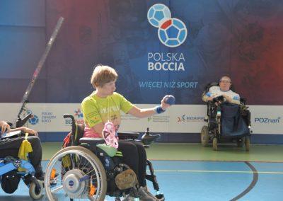 Kolejny dzień turnieju Bocci w Konopiskach 9 - Polska Boccia