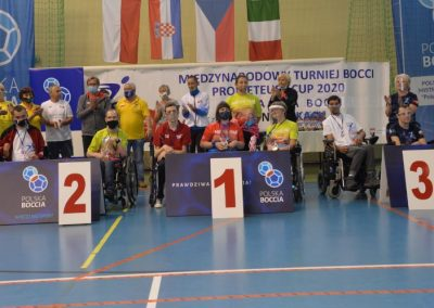 """Prometeus Cup"" 11 - Polska Boccia"