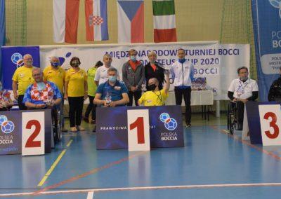 """Prometeus Cup"" 3 - Polska Boccia"
