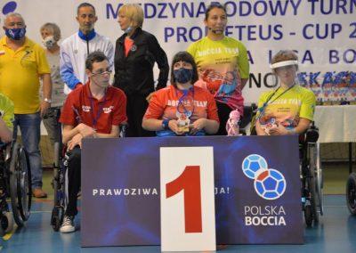 """Prometeus Cup"" 5 - Polska Boccia"