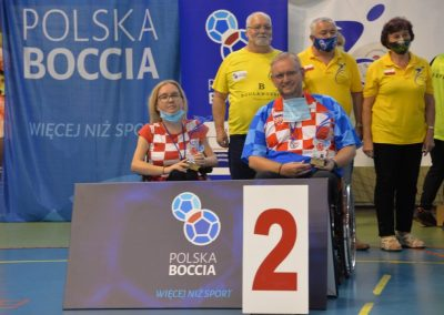 """Prometeus Cup"" 1 - Polska Boccia"