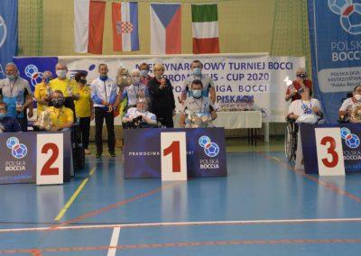 """Prometeus Cup"" 10 - Polska Boccia"
