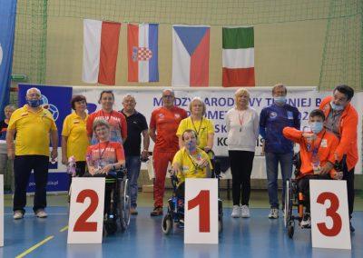 """""""Prometeus Cup"""" - zakończenie 11 - Polska Boccia"""