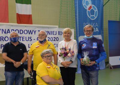 """""""Prometeus Cup"""" - zakończenie 12 - Polska Boccia"""