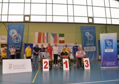"""""""Prometeus Cup"""" - zakończenie 1 - Polska Boccia"""