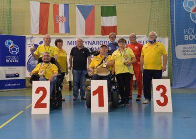 """""""Prometeus Cup"""" - zakończenie 9 - Polska Boccia"""