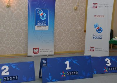 Turniej w Wągrowcu - kolebce Polskiej Bocci 12 - Polska Boccia