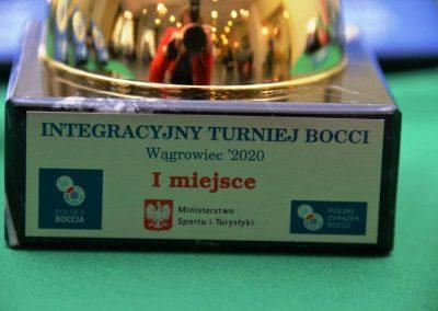 Turniej w Wągrowcu - kolebce Polskiej Bocci 14 - Polska Boccia