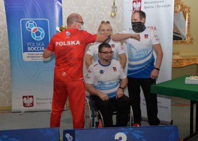 Turniej w Wągrowcu - kolebce Polskiej Bocci 8 - Polska Boccia