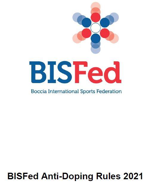 Najnowsze przepisy antydopingowe BISFed 2021 1 - Polska Boccia