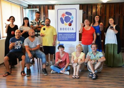 Bulgaria – Kyustendil, 10th-15th of July 2015 51 - Polska Boccia